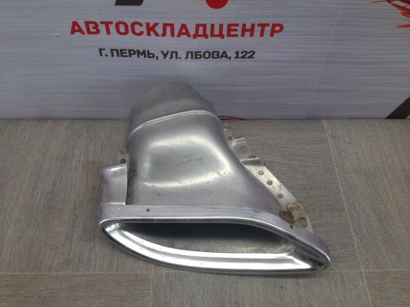 Выхлопная система - насадка глушителя Mercedes E-Klasse (W212 / C207) 2009-2017 правая
