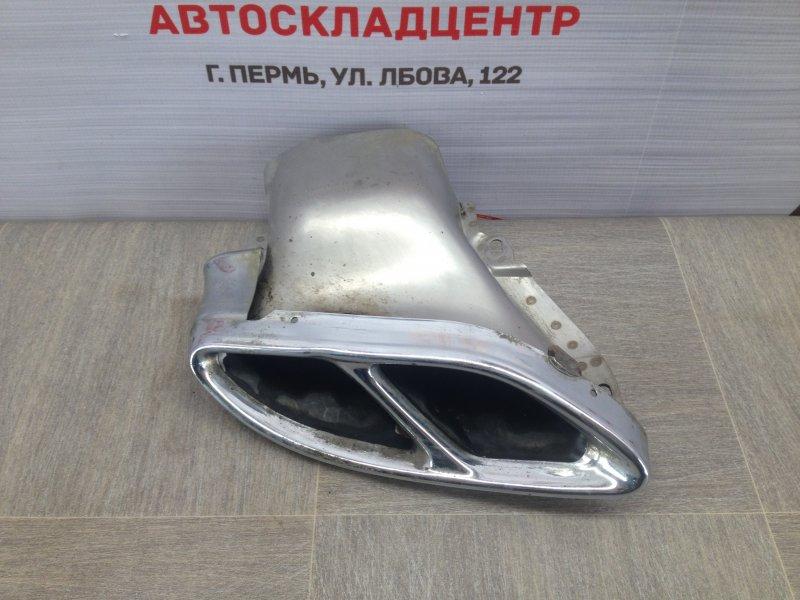 Выхлопная система - насадка глушителя Mercedes Gle Coupe (W292) 2014-Н.в. правая