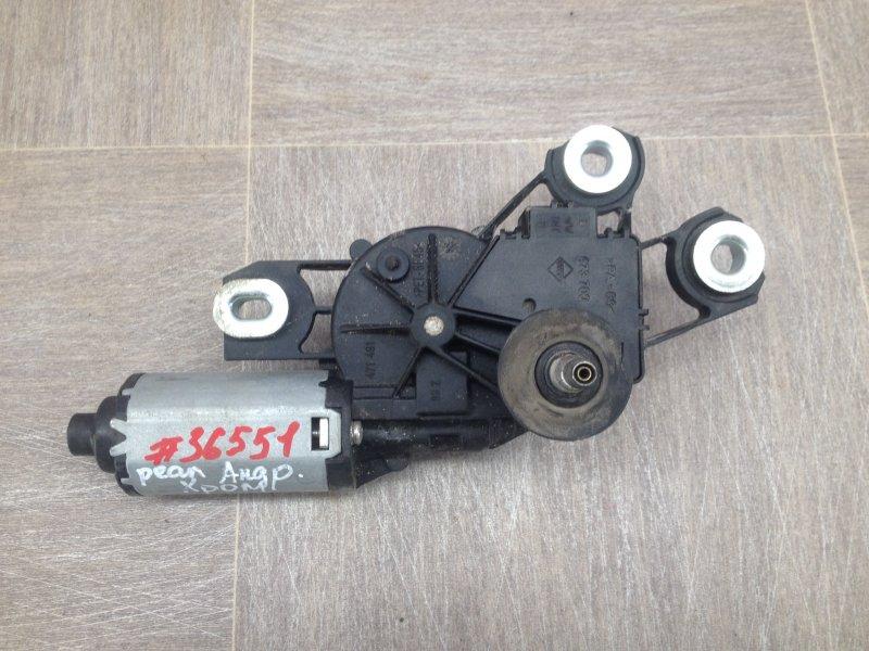 Мотор стеклоочистителя Seat Ibiza (2008-2017) задний
