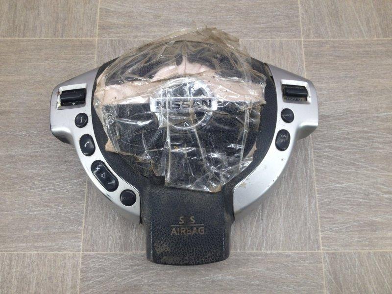 Подушка безопасности (airbag) - в рулевое колесо Nissan X-Trail (2007-2015)