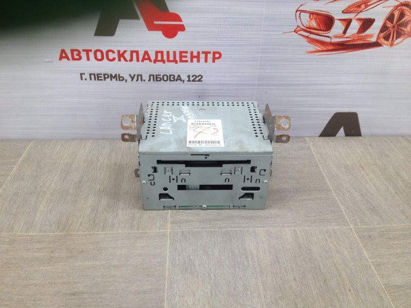 Акустическая система - магнитола (силовой блок) Mitsubishi Lancer-10 (2006-2016) 4A91 (1500CC ) 05.2008