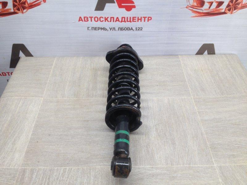 Амортизатор (амортизационная стойка) подвески Mitsubishi Lancer-10 (2006-2016) 4A91 (1500CC ) 05.2008 задний