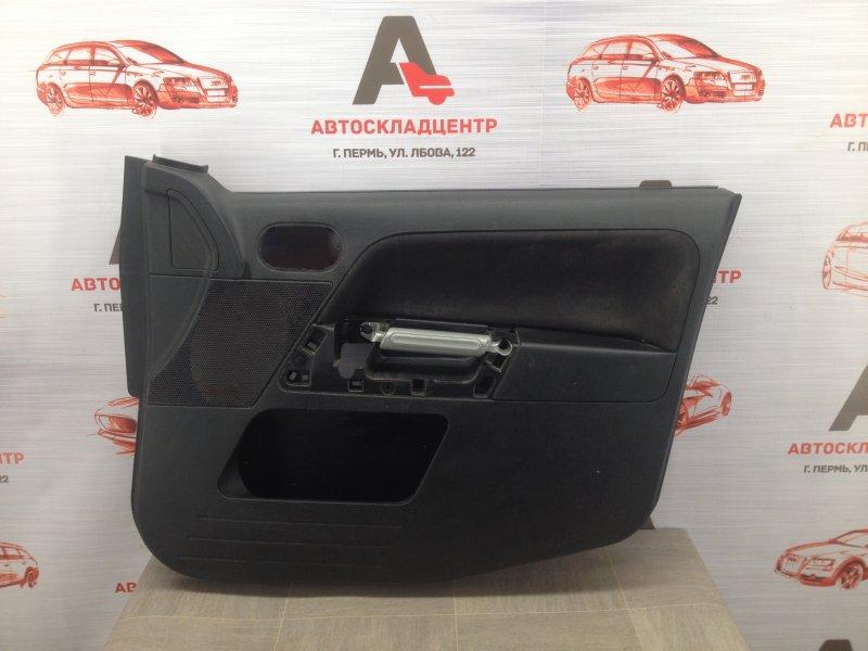Обшивка двери передней правой Ford Fusion 2002-2012 FXJA (1400CC / 1.4) 80 Л.С. 14.04.2008