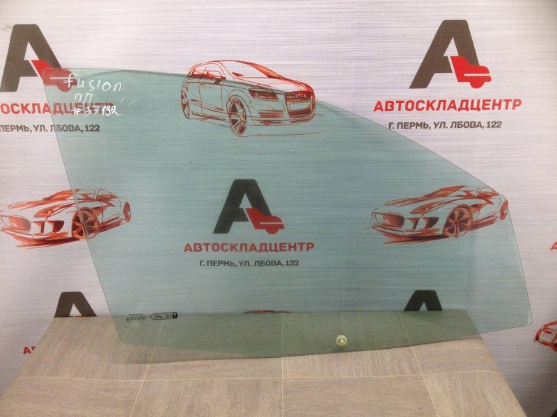 Стекло двери передней правой Ford Fusion 2002-2012 FXJA (1400CC / 1.4) 80 Л.С. 14.04.2008