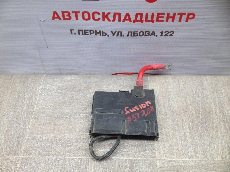 Электрика - блок предохранителей Ford Fusion 2002-2012 FXJA (1400CC / 1.4) 80 Л.С. 14.04.2008