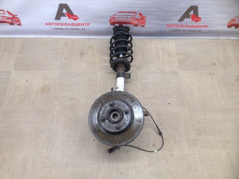 Цапфа колеса (поворотный кулак) Ford Fusion 2002-2012 FXJA (1400CC / 1.4) 80 Л.С. 14.04.2008 передняя левая