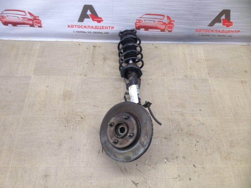Цапфа колеса (поворотный кулак) Ford Fusion 2002-2012 FXJA (1400CC / 1.4) 80 Л.С. 14.04.2008 передняя правая