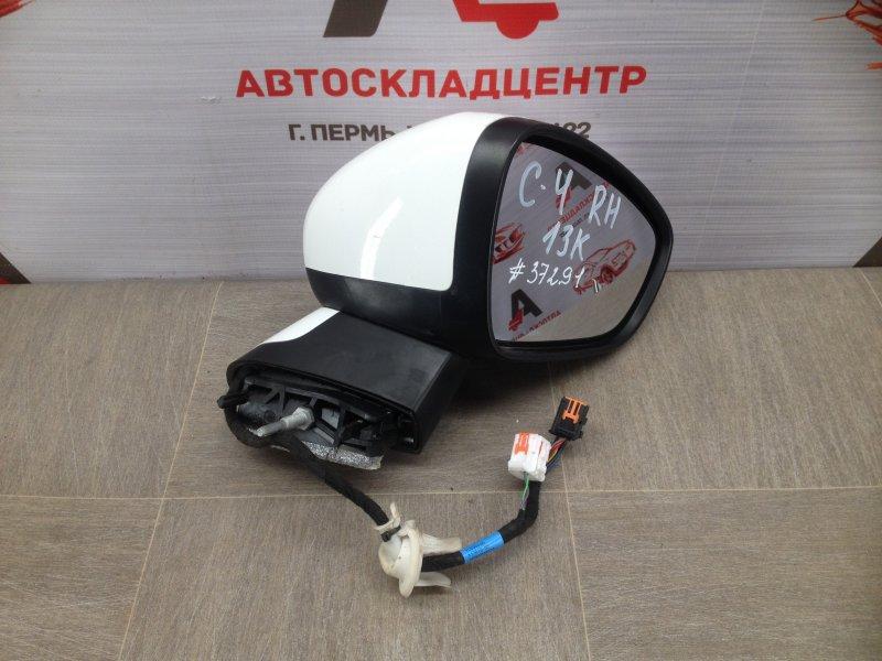 Зеркало правое Citroen C4 2010-Н.в.