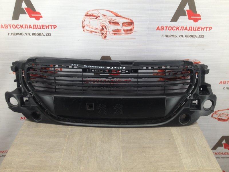Решетка радиатора Peugeot 301 (2012-2016)