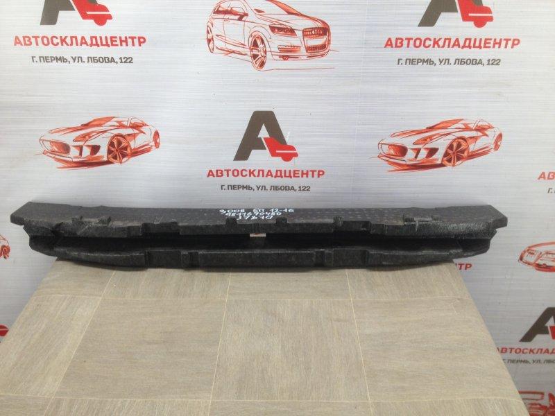 Абсорбер (наполнитель) бампера переднего Peugeot 3008 (2010-2017)