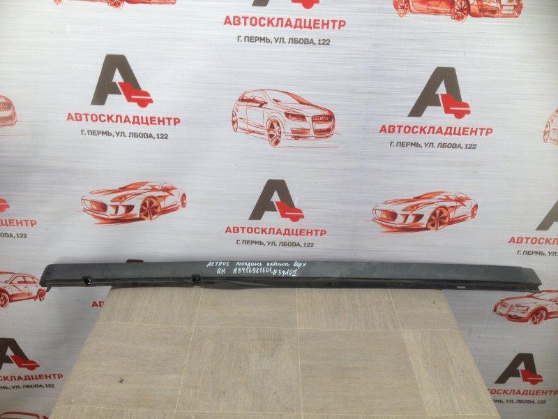 Молдинг (накладка) крыши Mercedes Truck (Грузовые И Коммерческие) Actros правый