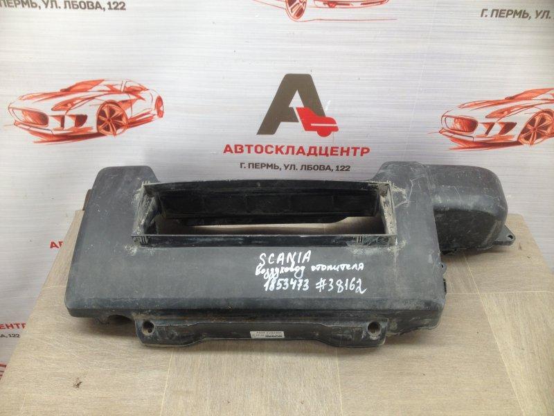 Дефлектор потока воздуха салона Scania P -Model (Griffin )