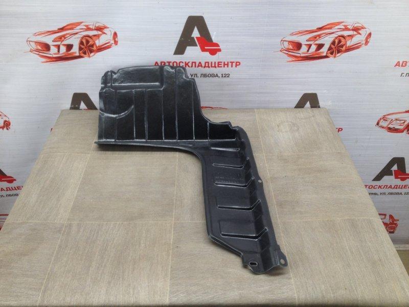 Защита моторного отсека - пыльник двс Hyundai Solaris (2010-2017) левая