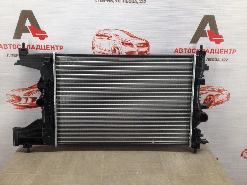 Радиатор охлаждения двигателя Chevrolet Cruze 1.8 (1800СС) 2H0