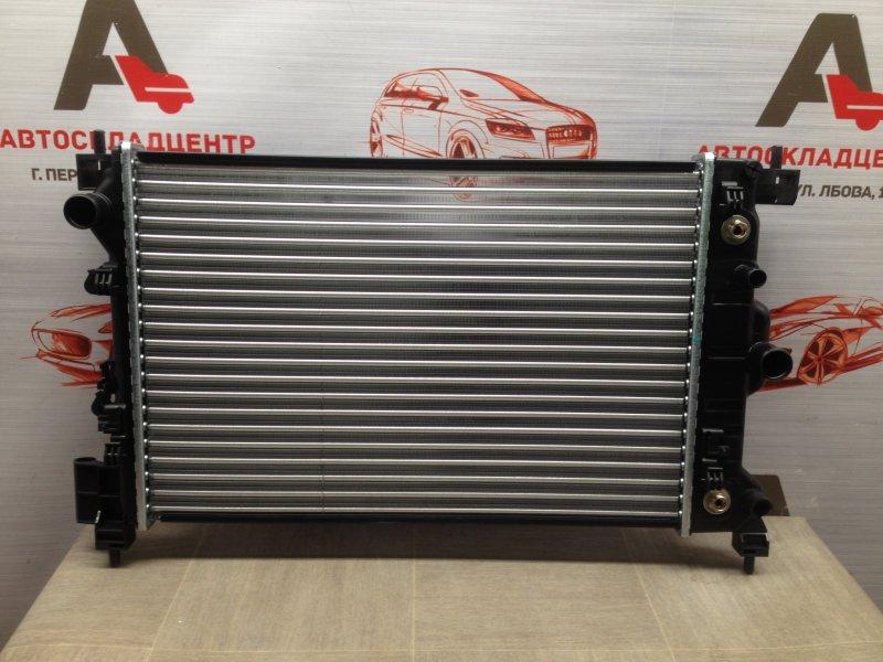 Радиатор охлаждения двигателя Chevrolet Aveo 2012-2015 1.6 (1600CC) F16D4