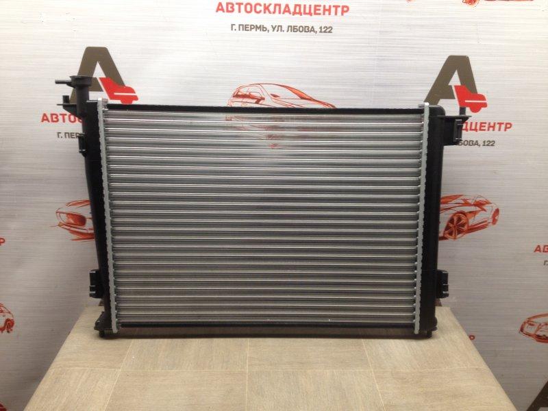 Радиатор охлаждения двигателя Kia Sportage (2010-2016) 2.0 (2000CC) БЕНЗИН