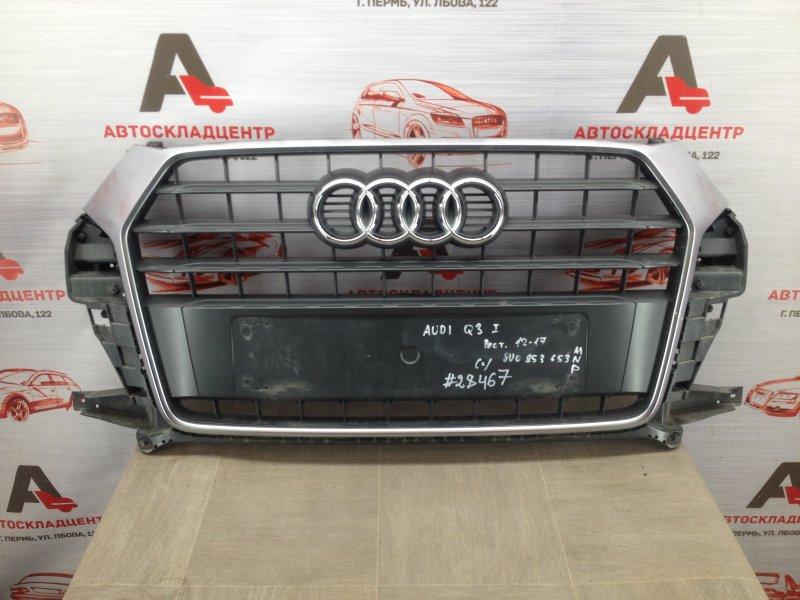 Решетка радиатора Audi Q3 (2011-2019) 2014
