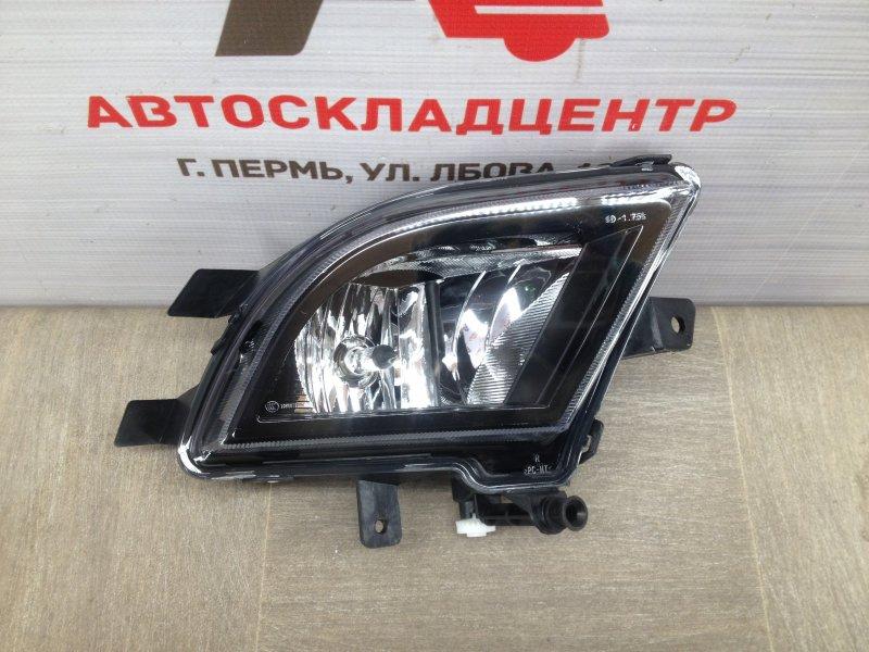 Фара противотуманная / дхо Volkswagen Jetta (Mk6) 2010-2019 2014 правая