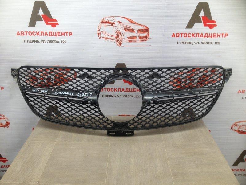 Решетка радиатора Mercedes Gle Coupe (W292) 2014-Н.в.