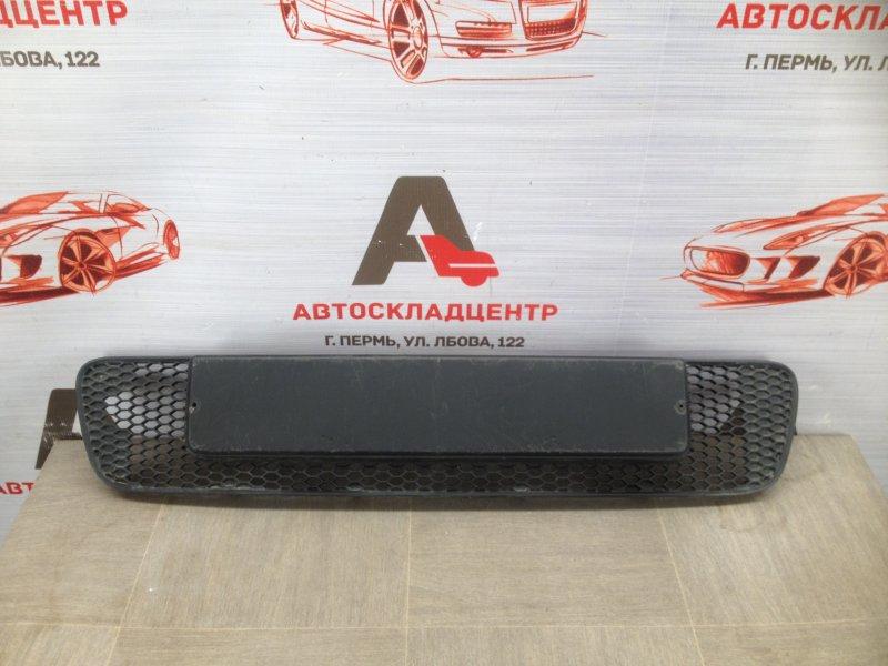 Решетка бампера переднего Kia Soul (2008-2014) 2008