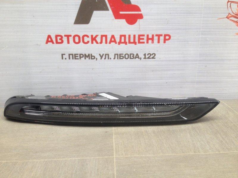 Фара - габаритный огонь Porsche Macan (2013-Н.в.) 2013 правая