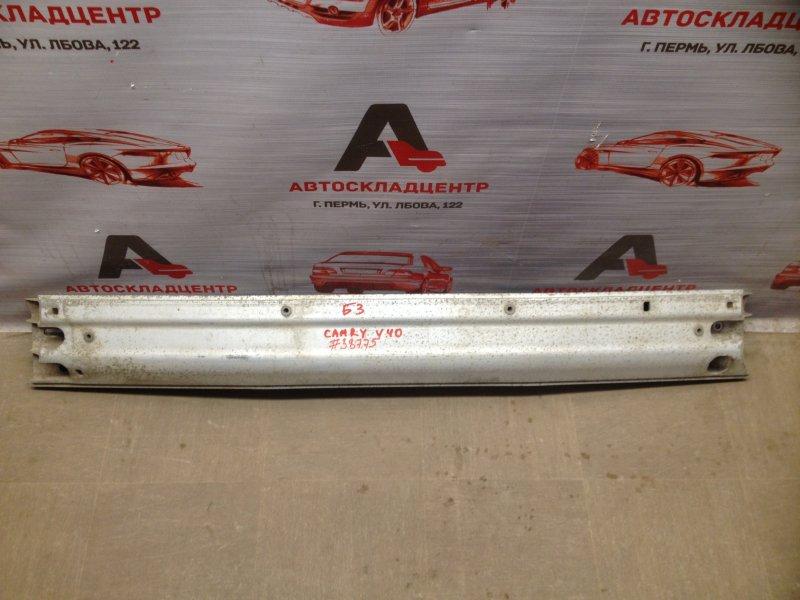 Усилитель бампера заднего Toyota Camry (Xv40) 2006-2011