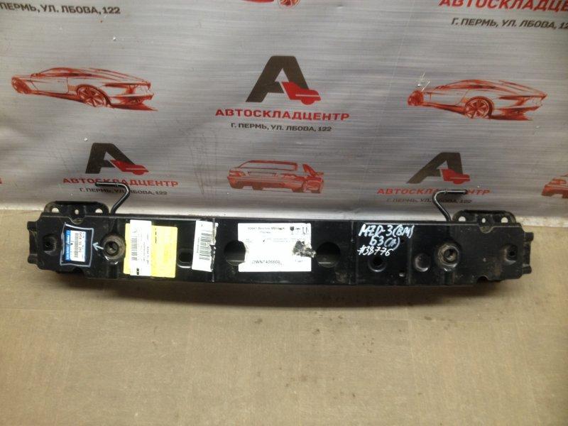 Усилитель бампера заднего Mazda Mazda 3 (Bm) 2013-Н.в.