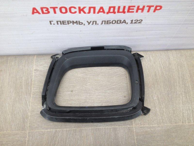 Накладка противотуманной фары / ходового огня Kia Sorento (2009-Н.в.) 2012 правая