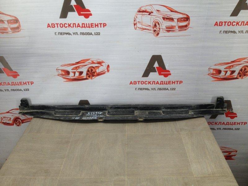 Усилитель бампера переднего - отбойник нижний Kia Sorento (2009-Н.в.) 2012
