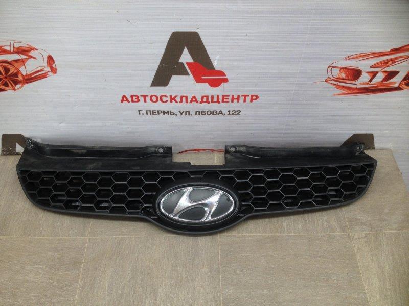Решетка радиатора Hyundai Matrix (2001-2010) 2008