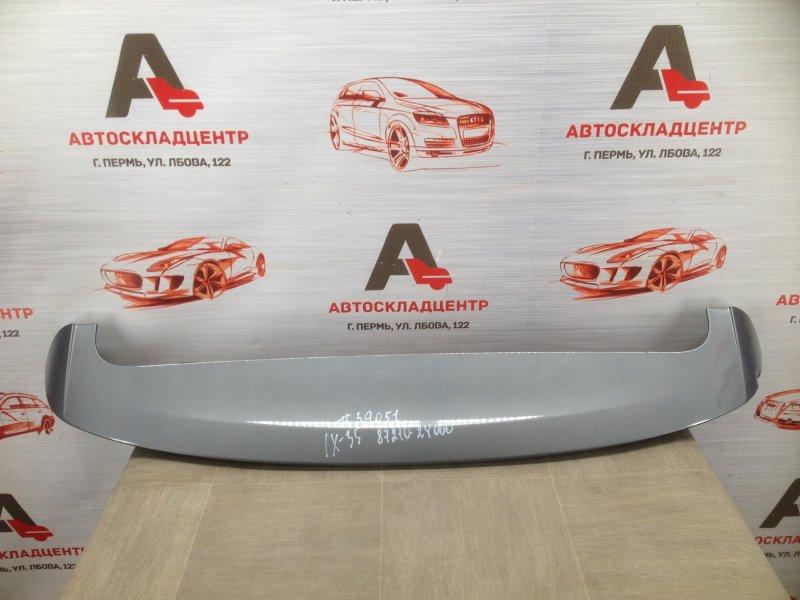 Спойлер-антикрыло двери/крышки багажника Hyundai Ix35 (2010-2016)