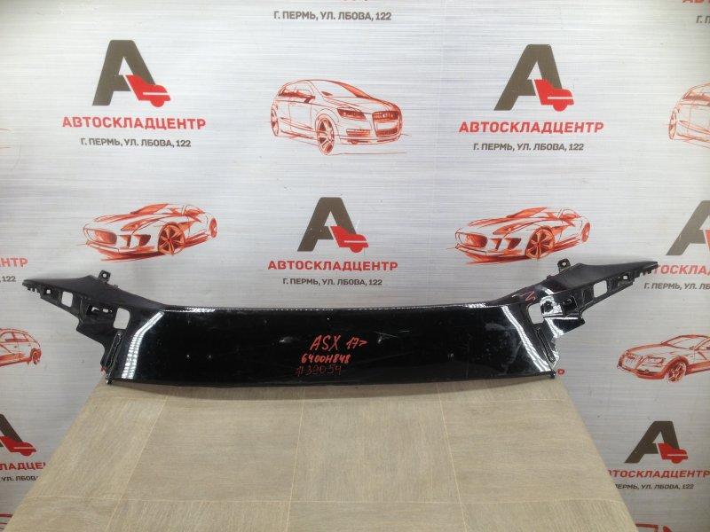Накладка бампера переднего Mitsubishi Asx (2010-Н.в.) 2017