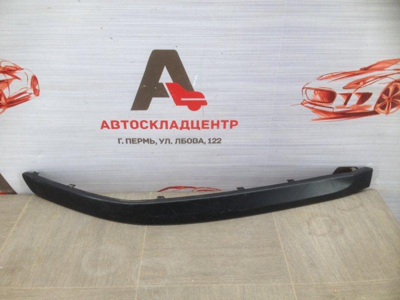 Молдинг бампера Skoda Octavia (2004-2013) 2004 передний правый
