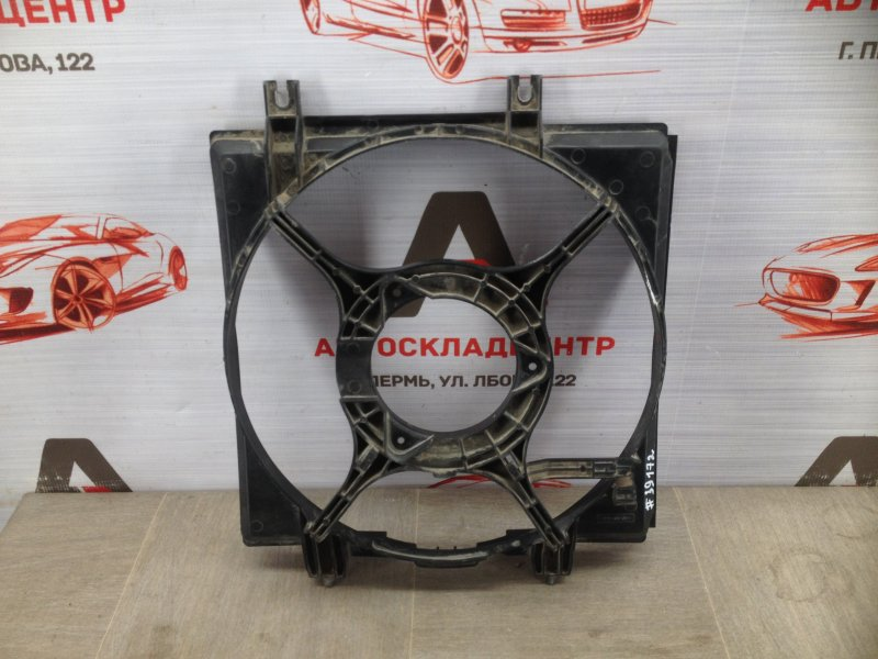 Диффузор радиатора охлаждения - рамка вентиляторов Subaru Forester (S12) 2007-2013 правый