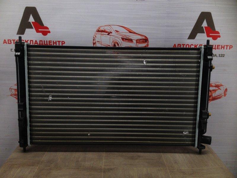 Радиатор охлаждения двигателя Mitsubishi Lancer-10 (2006-2016)