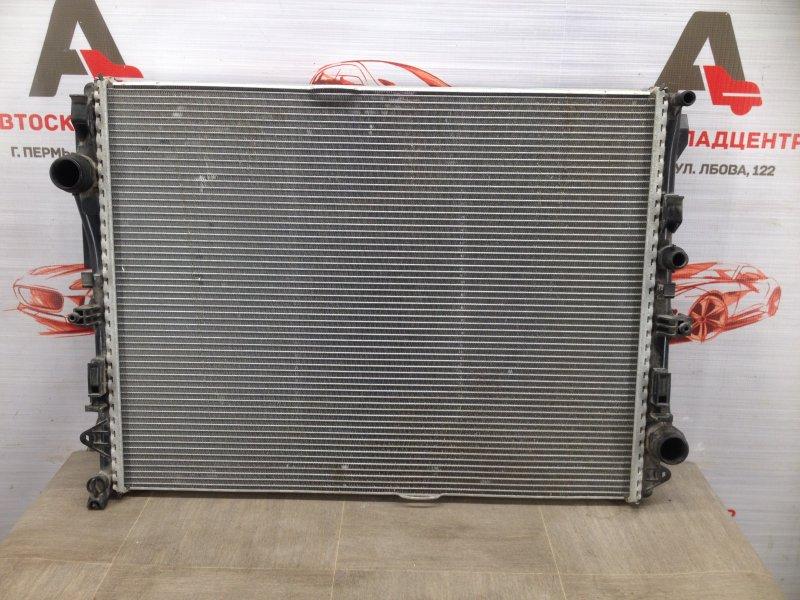 Радиатор охлаждения двигателя Mercedes Glc-Klasse (W253) 2015-Н.в.