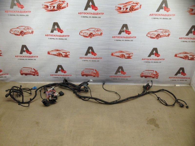 Электрика - проводка моторного отсека Lada Vesta