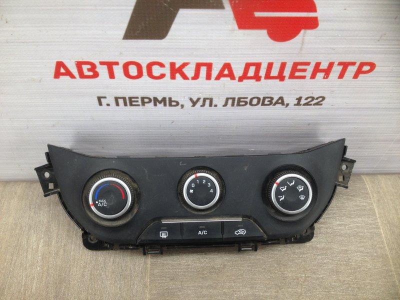 Блок управления печкой / климат-контроль Hyundai Creta (2015-Н.в.)