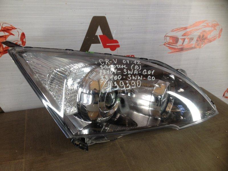 Фара правая Honda Cr-V 3 (2007-2012)