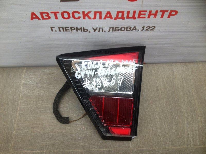 Фонарь правый - вставка в дверь / крышку багажника Ford Kuga 2011-2019 2016