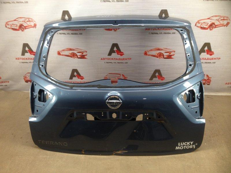 Дверь багажника Nissan Terrano (2014-Н.в.)