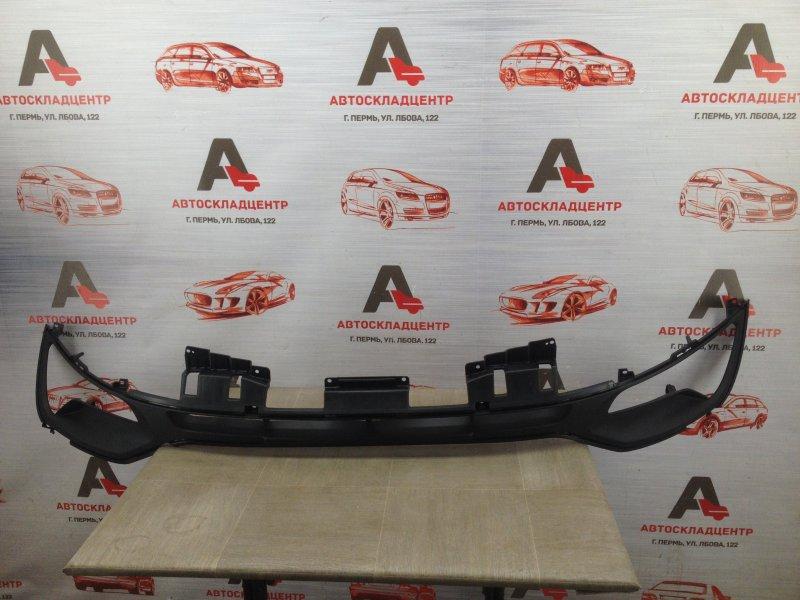 Решетка бампера переднего Kia Sportage (2010-2016)
