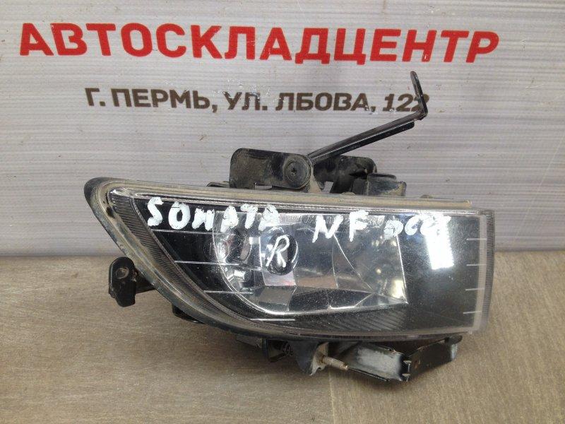 Фара противотуманная / дхо Hyundai Sonata (2004-2010) Nf 2004 правая