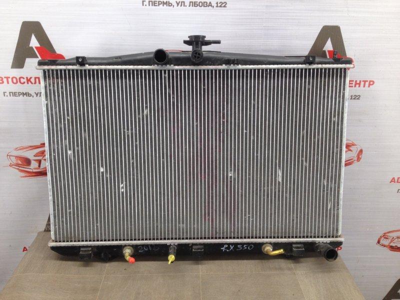 Радиатор охлаждения двигателя Lexus Rx -Series 2008-2015