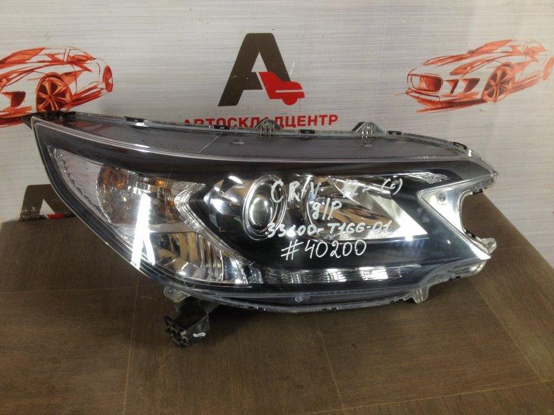 Фара правая Honda Cr-V 4 (2012-2017) 2012