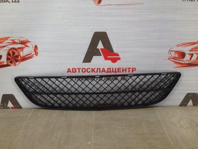 Решетка бампера переднего Nissan Almera (2006-2012) Classic