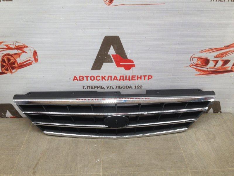 Решетка радиатора Kia Spectra (Иж-Авто) 2005-2009 (2011)