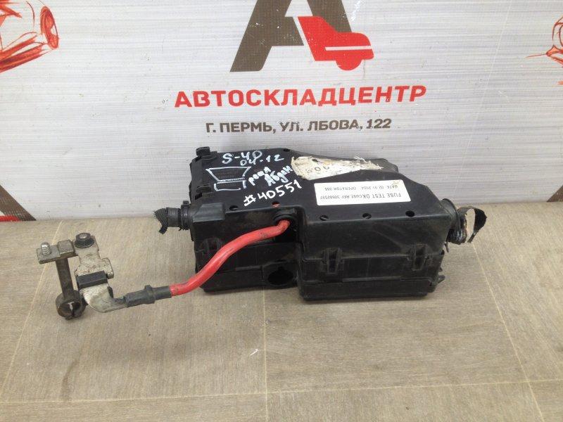 Электрика - блок предохранителей Volvo S40 / V40 / V50 (2004-2012)