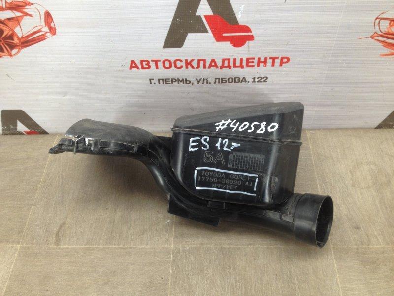 Воздухозаборник - патрубок системы впуска воздуха Toyota Camry (Xv50) 2011-2017