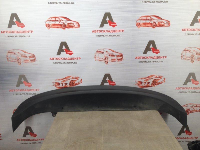 Спойлер (накладка) бампера заднего Hyundai Elantra (2015-2020)